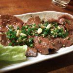 賄や(倉敷市)、おかみさんの笑顔が素敵な本格韓国料理屋。