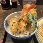 浦和駅から徒歩5分、塩天丼 浦和店で美味しい天ぷらを食べよう